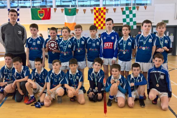 Breaffy Under 12s took part in local tournament held at Davitt College