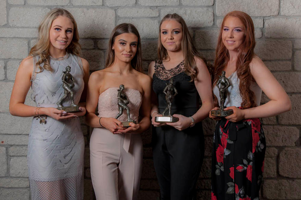 Breaffy GAA Dinner Dance Ladies POTY