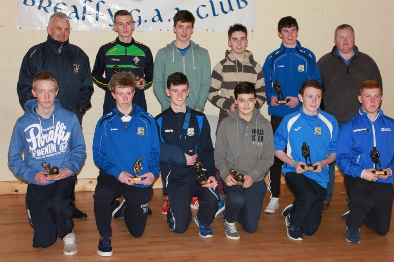 breaffy gaa bord na nog awards