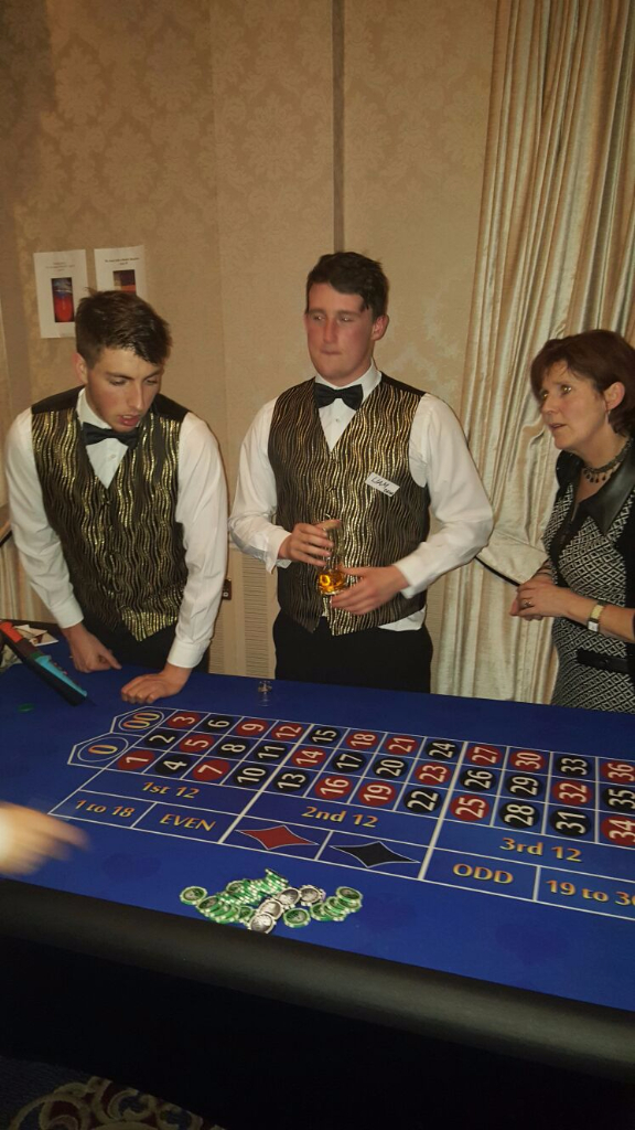 Breaffy GAA Crazy Vegas Casino Night Fundraiser