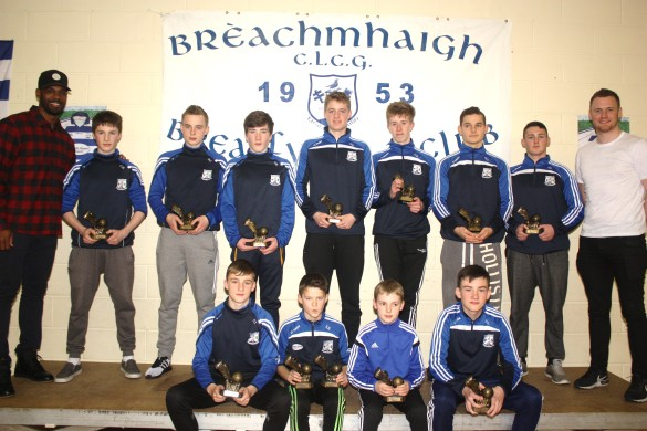 breaffy gaa award winners