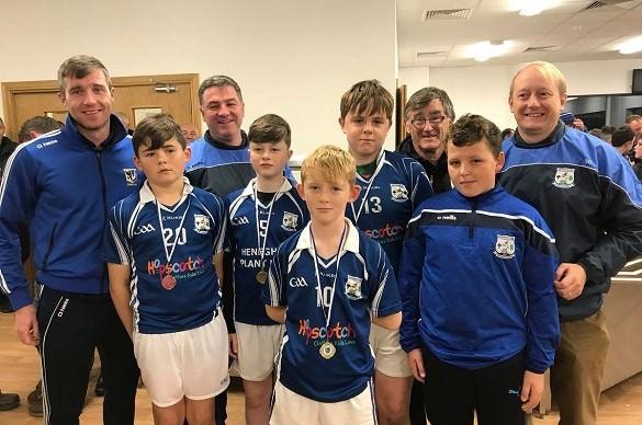 connacht U12 skills champions 2018