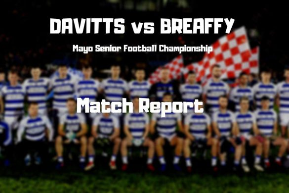 Davitts vs Breaffy